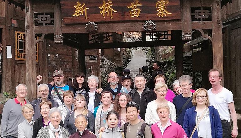 Voyage en chine 2016